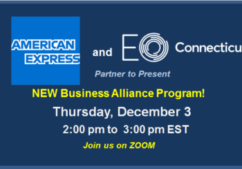 AMEX & EOCT  New Business Alliance Program Dec 3, 2020