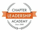 Chapter Leadership Academy Feb 24, 2021